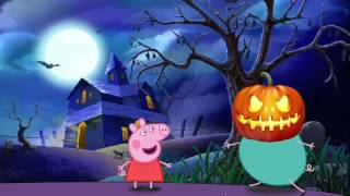 Download Peppa Pig and Halloween Video