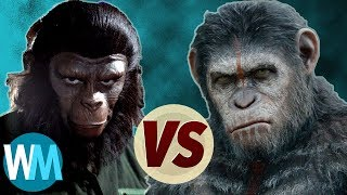 Download Planet Of The Apes: Original Vs New Franchise! Video
