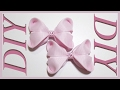 Download Como Hacer Lazos DIY #46 Lazo Kanzashi Rosado Video