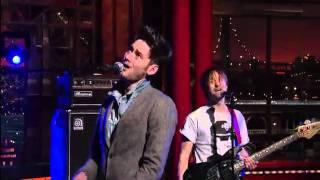 Download WU LYF - HEAVY POP @ Letterman Show 05/01/12 Video