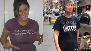 Download Most Clever And Sexiest Message On T-Shirt Video
