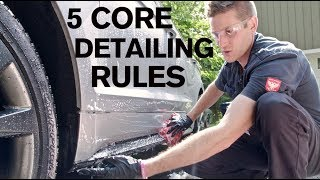 Download 5 CORE DETAILING RULES: You Must Know! Video