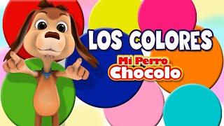 Download MI PERRO CHOCOLO APRENDE - LOS COLORES EN ESPAÑOL E INGLÉS - Video