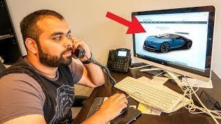Download MY FRIEND IS BUYING A NEW BUGATTI CHIRON?? Video