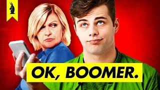 Download OK BOOMER: A History of Boomer Hating – Wisecrack Edition Video