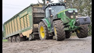 Download John Deere Häcksler in Action | Case Quadtrac 550 | Chopping Maize | Farming | AgrartechnikHD Video