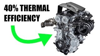 Download Toyota's New Dynamic Force Engine Is Super Efficient Video