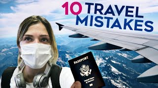 Download The 10 BIGGEST Travel Mistakes TO NOT MAKE Video