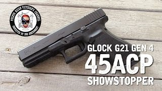 Download Glock 21 Gen 4 - The Showstopper Video