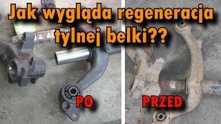 Download Jak wygląda i ile kosztuje regeneracja tylnej belki ? Peugeot 206 i inne. Video