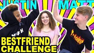 Download Best Friend Challenge! (MattyBRaps & Justin ft Madison Haschak) Video