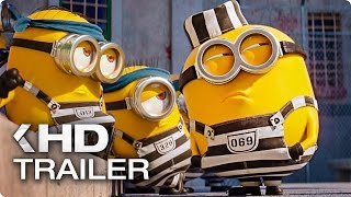 Download DESPICABLE ME 3 ″Minions In Prison″ Clip & Trailer (2017) Video