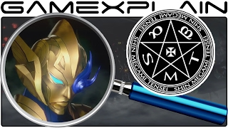 Download Shin Megami Tensei Switch ANALYSIS - Reveal Trailer (Secrets & Hidden Details) Video