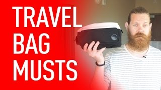 Download Travel Bag Necessities | Eric Bandholz Video