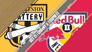 Download 2017 #USLPLAYOFFS - Charleston Battery vs New York Red Bulls II 10/21/17 Video