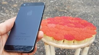 Download EXPLOSIVE TEST iPhone 5 vs 20 000 MATCHES Video