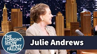 Download Julie Andrews Reveals How They Pulled off That Iconic Sound of Music Scene Video