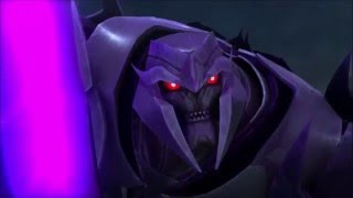 Download Transformers: Prime: All Optimus Prime vs Megatron Battles Video