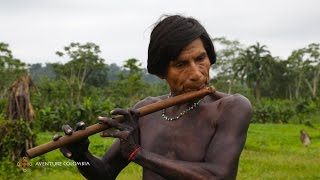 Download Comunidad Indigena EMBERA Jagua, CHOCO Nuqui Colombia Video