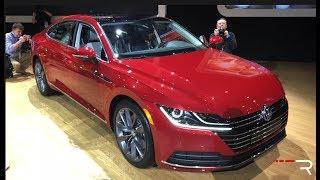 Download 2019 Volkswagen Arteon – Redline: First Look – 2018 Chicago Auto Show Video