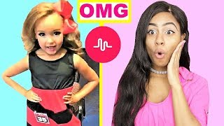 Download REACTING TO MY KID SUBSCRIBERS MUSICAL.LY VIDEOS Video