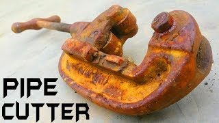 Download Antique Pipe Cutter RESTORATION Video
