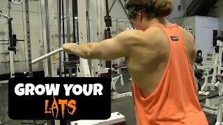 Download EASY Way To Grow Your LATS: Activation vs Pre-Exhaust Video