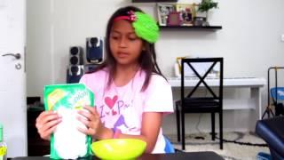 Download Cara mudah membuat slime playdough | Seperti I-Clay | Video