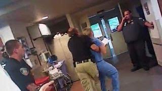 Download 2nd officer placed on leave after arrest of Utah nurse Video