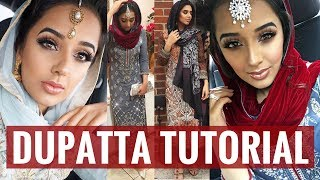 Download How I Wear My Dupatta   Hijab with Asian Clothes Video