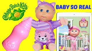 Download Cabbage Patch Kids So Real Life Like Doll! Video