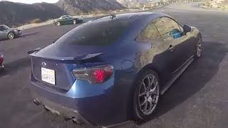 Download Supercharged Subaru BRZ: One Take Video