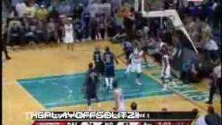 Download Game 1 round 1 Mavs vs Hornets 2008 Playoffs Video