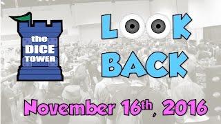 Download Dice Tower Reviews: Look Back - November 16, 2016 Video