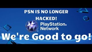 Download PSN is UP FOR PS3 BUT NOT PS4 [HACKED SERVER INFO!] Video