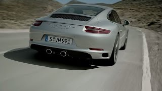 Download The new Porsche 911 Carrera – Engine Video
