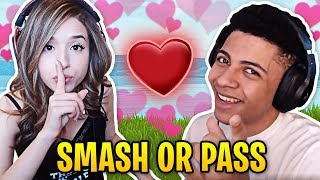 Download Pokimane Answers Myth Smash or Pass! | Fortnite Best Moments #24 Video