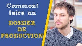Download COMMENT FAIRE LE DOSSIER DE PRODUCTION D'UN FILM Video