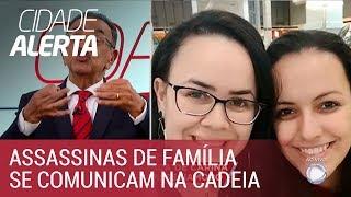 Download Em celas separadas, assassinas da família Gonçalves gritam juras de amor dentro de carceragem Video