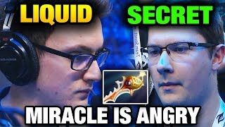 Download Liquid vs Secret - MIRACLE IS CRAZY The International 2017 Main Event Dota 2 [Game 2 bo3] Video