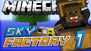Download Minecraft Modded Sky Factory ″TREE TWERKING″ Lets Play #1 Video