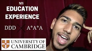 Download My Education Experience for Cambridge University | GCSE'S & A Levels Video