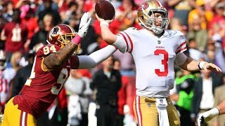 Download CJ Beathard balls out against Redskins, its his team now Video