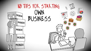 Download 10 TIPS FOR STARTING YOUR OWN BUSINESS in 2017 Video