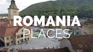 Download 10 Best Places to Visit in Romania - Travel Video Video