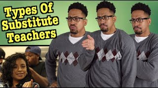 Download Types Of Substitute Teachers Video