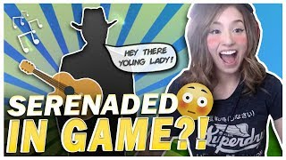 Download POKI GETS SERENADED IN A FORTNITE GAME?! DUO FILL! Video
