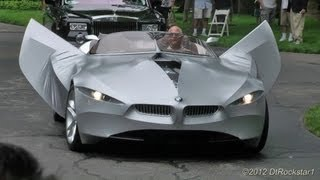 Download BMW GINA Concept Video