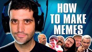 Download Os melhores MEMES de uma maneira que você nunca viu, How to Make Memes Video
