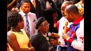 Download They came all the way from USA to receive their family Deliverance from Pastor Alph LUKAU Video